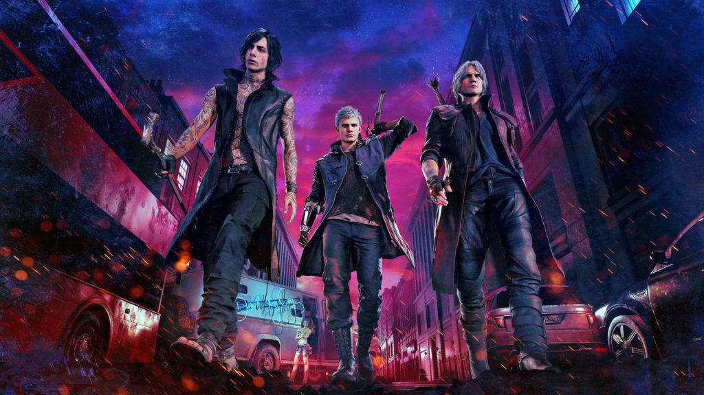 Devil May Cry 5— создатели зацензурили наЗападе PS4-версию игры