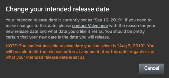 Steam toughens up on release date manipulation - Game World
