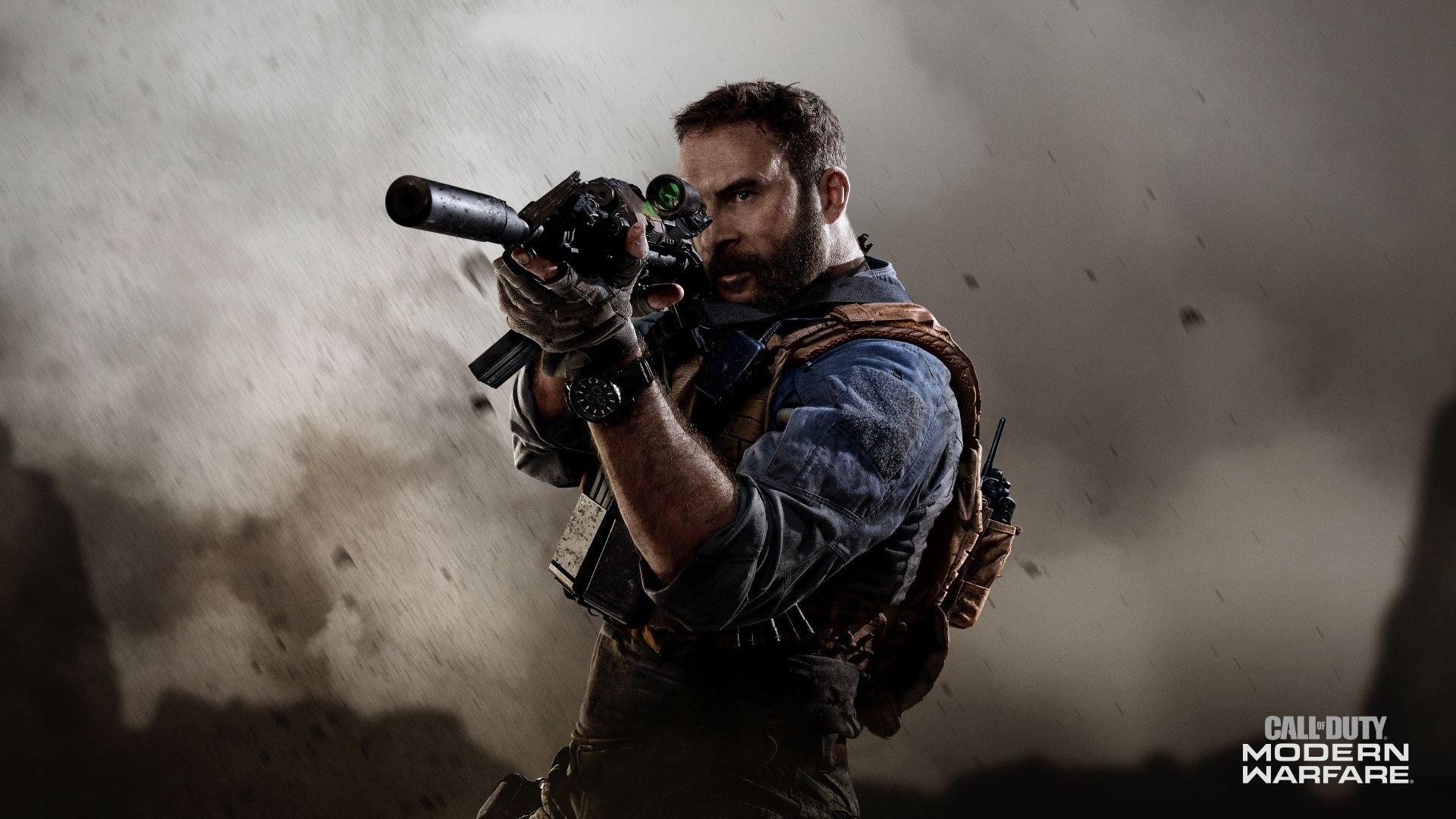 Call ofDuty: Modern Warfare— Опять Gunfight, опять RTX