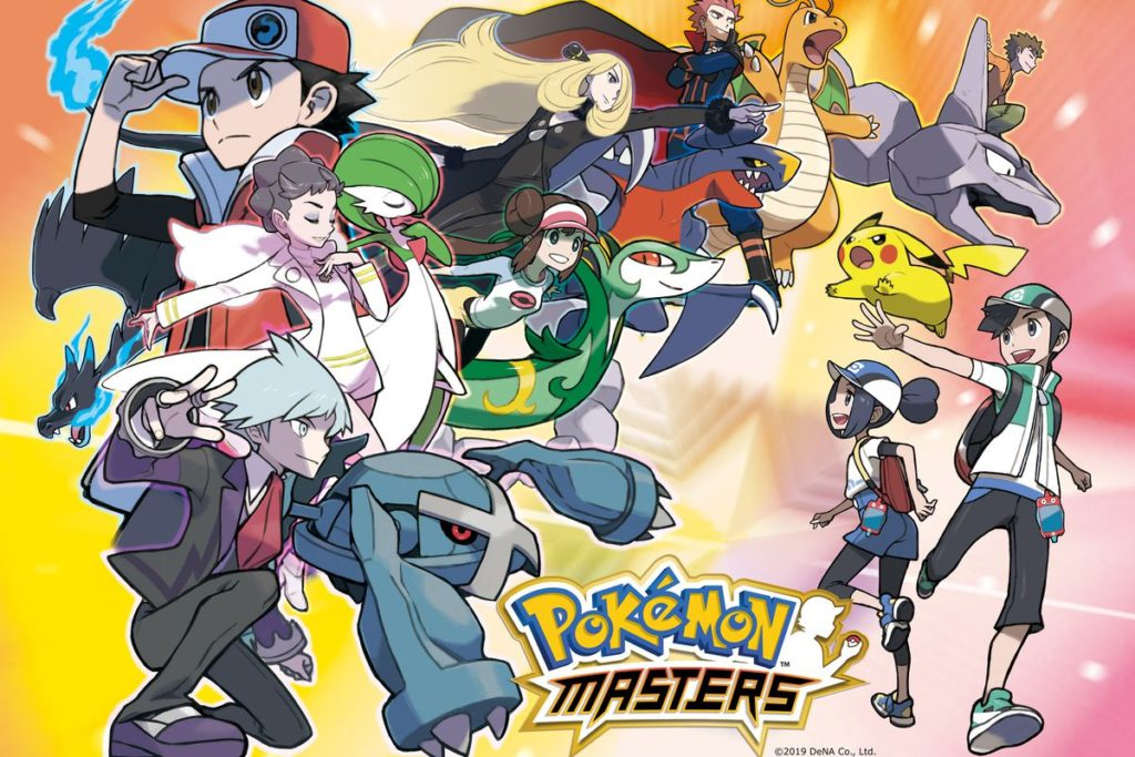 Pokémon Masters becomes the second biggest launch among