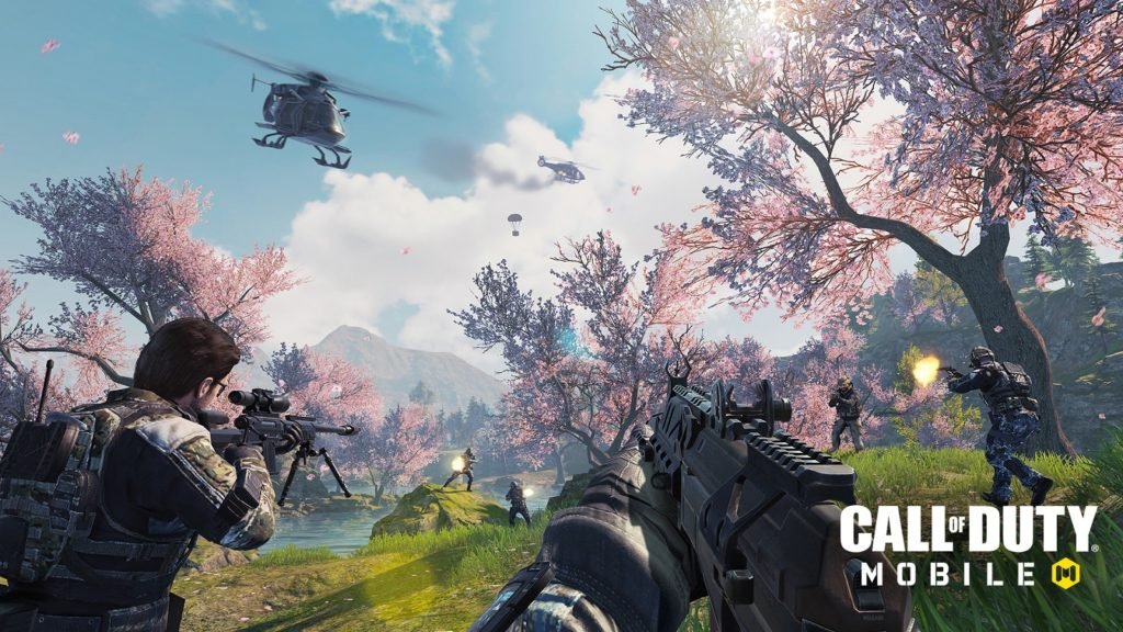 Call of Duty стала доступна на Андроид и iOS