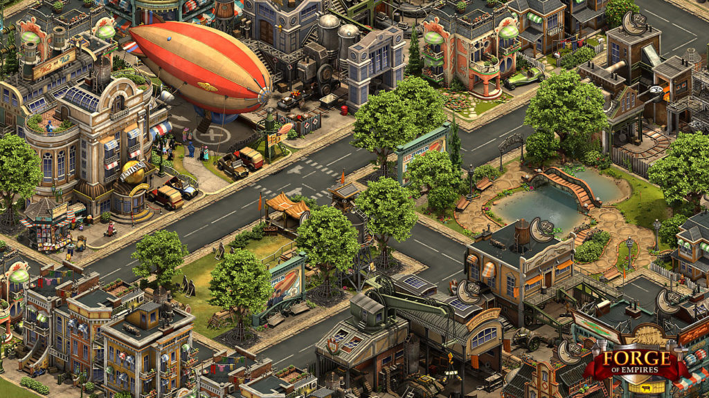Forge Of Empires Stadtplaner Deutsch