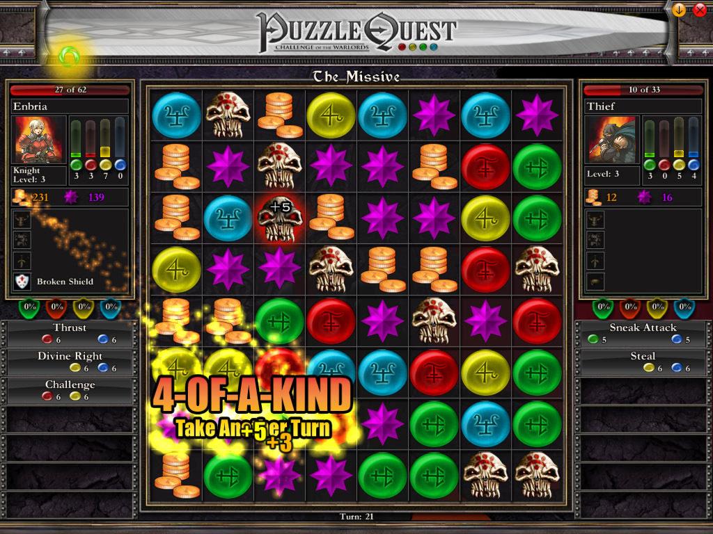 505 Games купила разработчиков Puzzle Quest и Warlords