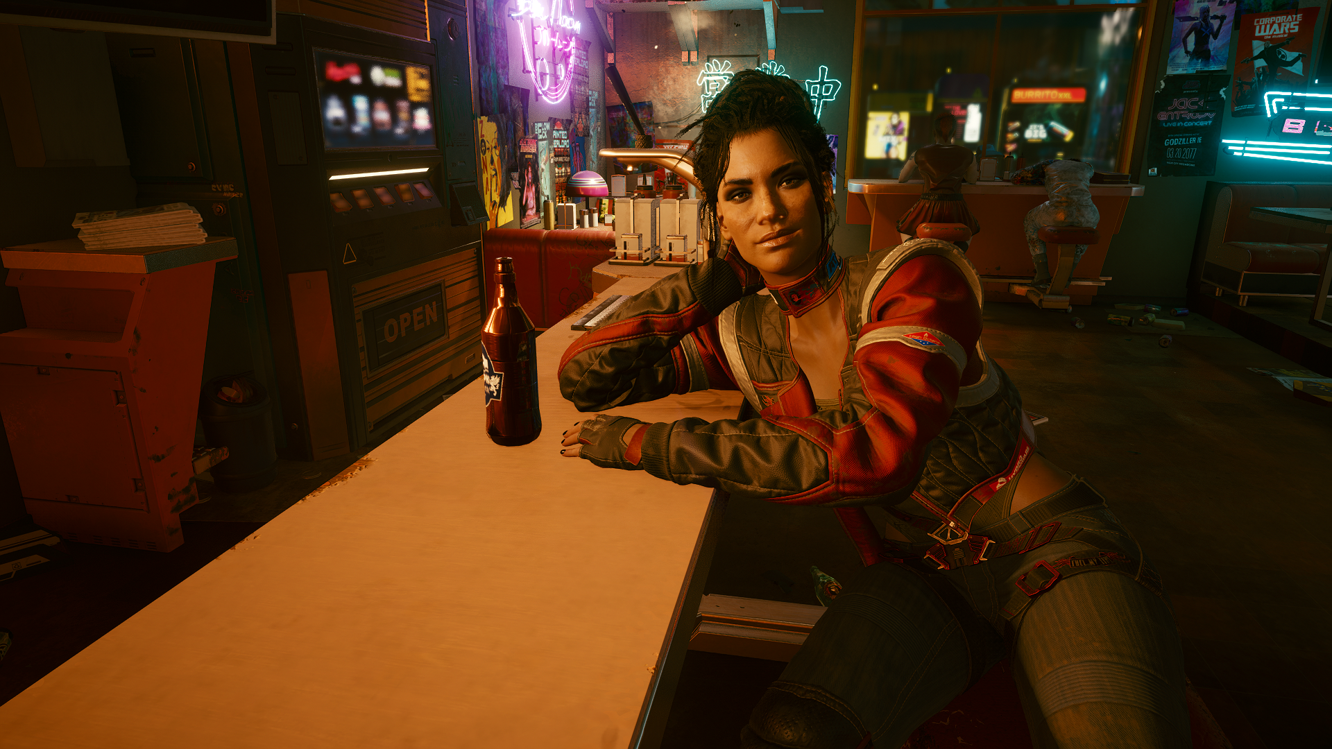 Онлайн Cyberpunk 2077 в Steam упал на 79% спустя месяц после релиза