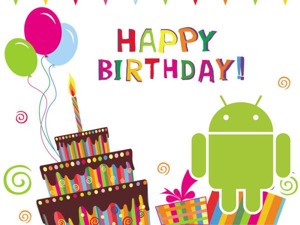 Открытки с днём рождения для андроид 49